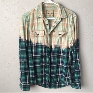 custom vintage button up shirt